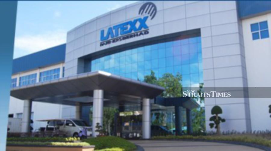 Latexx Partners has manufacturing facilities at Kamunting Industrial Estate in Perak. NSTP/WEB