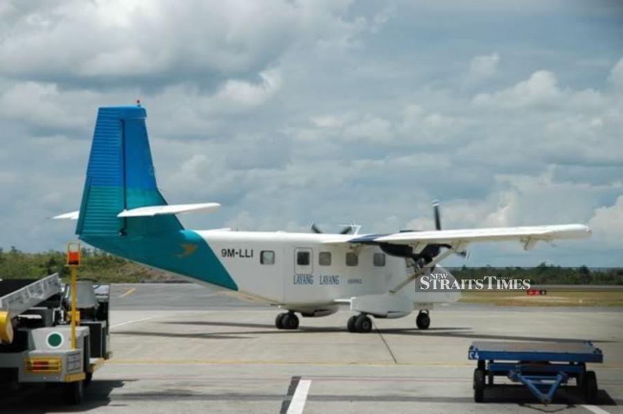 Shipping company Hubline ventures into aviation via Layang