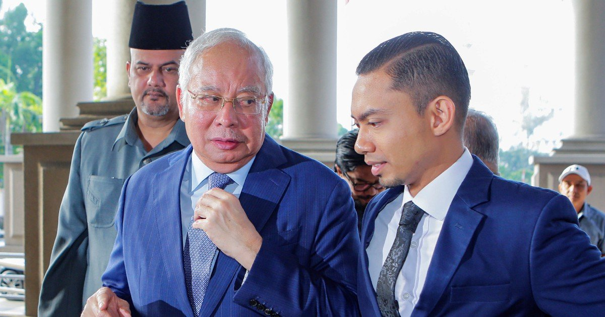 Najib's trial postponed as witness refuses to be interviewed before taking stand