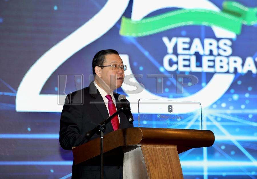 Finance Minister Lim Guan Eng in a statement today said as a start the government will give RM100 to all individuals who were single, registered under the 2018 BSH database. (NSTP/NURUL SHAFINA JEMENON)