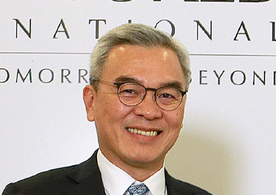 Eco World Development Group Bhd controlling shareholder and executive chairman Tan Sri Liew Kee Sin. File Photo