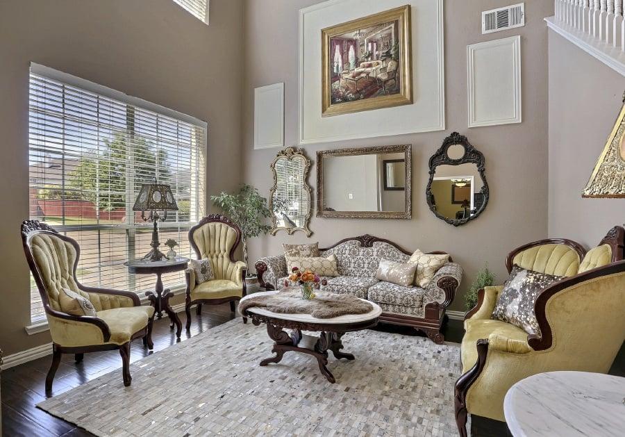 Superbe Feng Shui: Clutter Free Living Room
