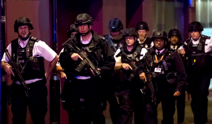 At least six dead in London attacks that police call terrorism
