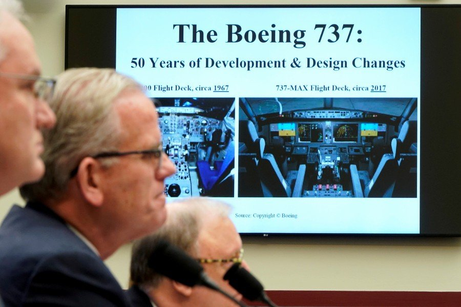 FAA grilled again over Boeing 737 MAX crisis | New Straits