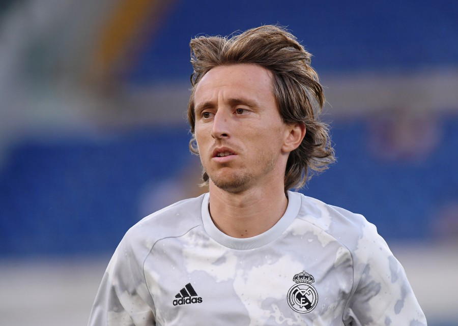 san francisco d078b f8670 Modric thigh problem adds to Real Madrid injury crisis | New ...