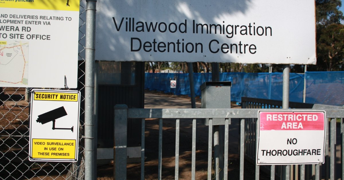 Second death in six weeks at Australian detention centre