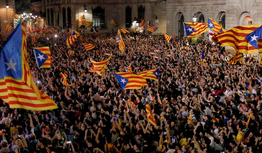 Spain takes over Catalonia