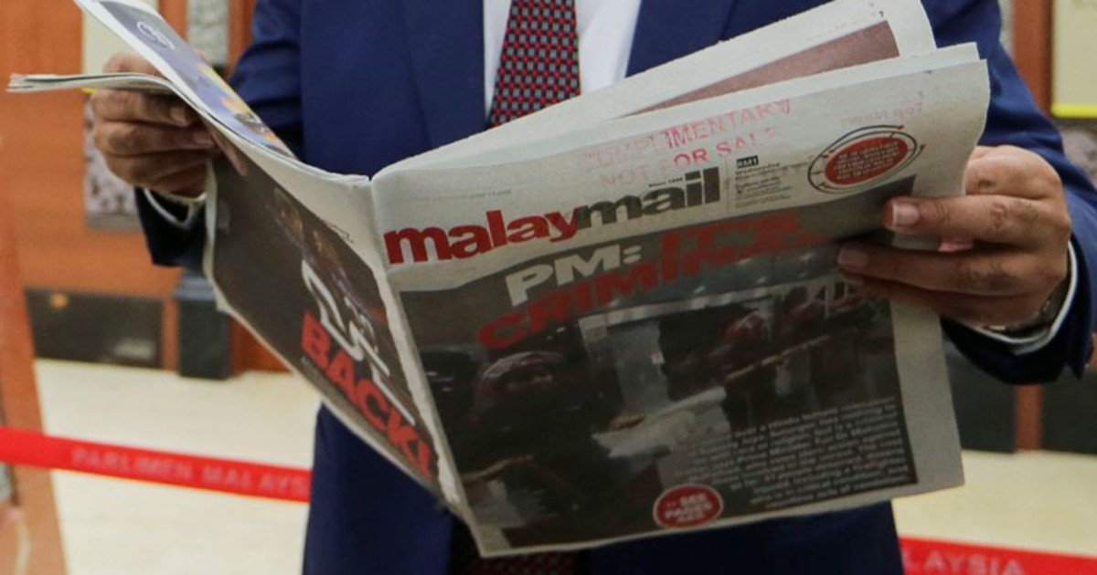 Goodbye Malay Mail Our Oldest Newspaper