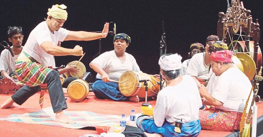 Instead of attempting to adulterate the traditional performing arts, we should preserve and promote them in their original form. - File pic