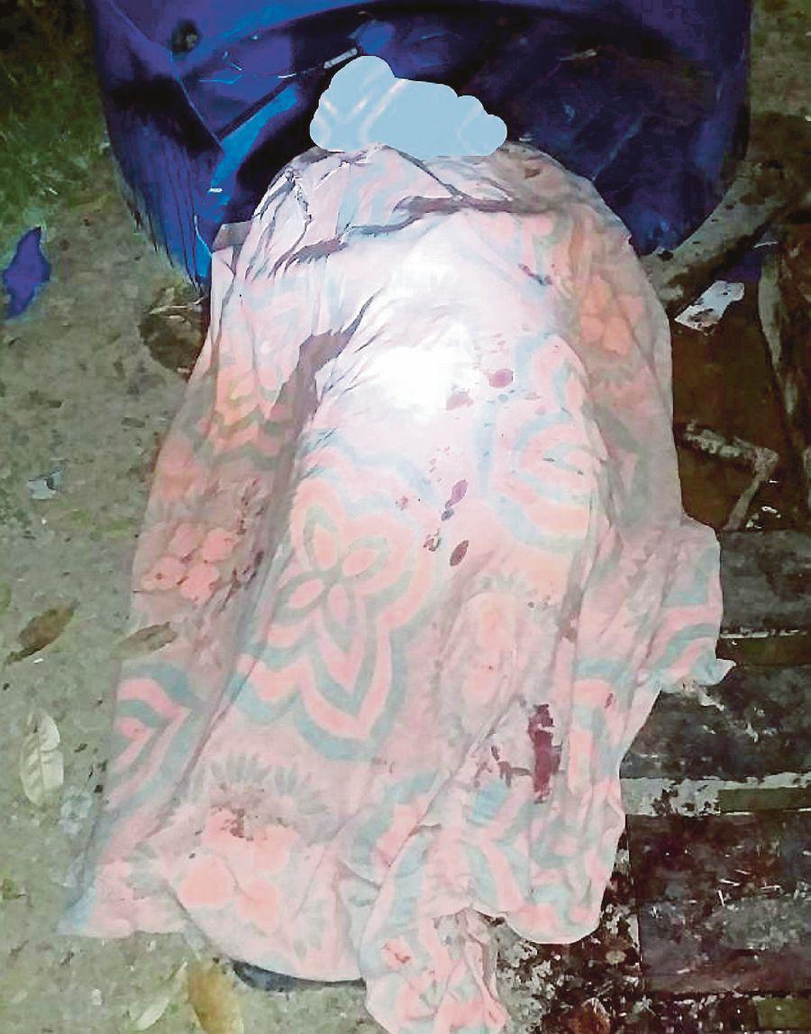 Man killed, friend seriously injured in fish-bomb blast