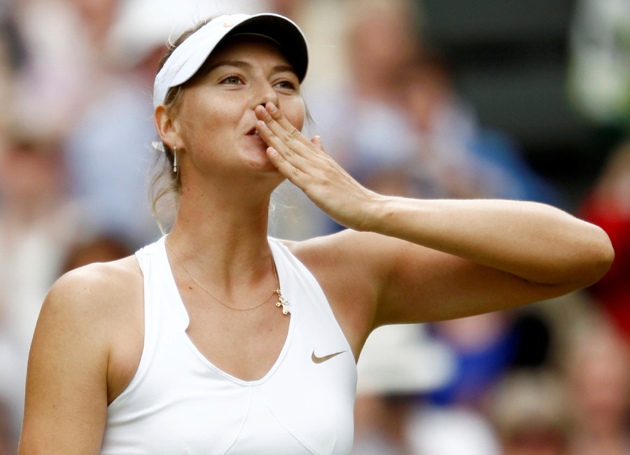 Maria Sharapova, five-time Grand Slam winner, retires