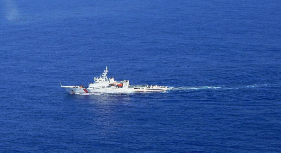 Philippines relies on China's good faith amid expansion in SCS