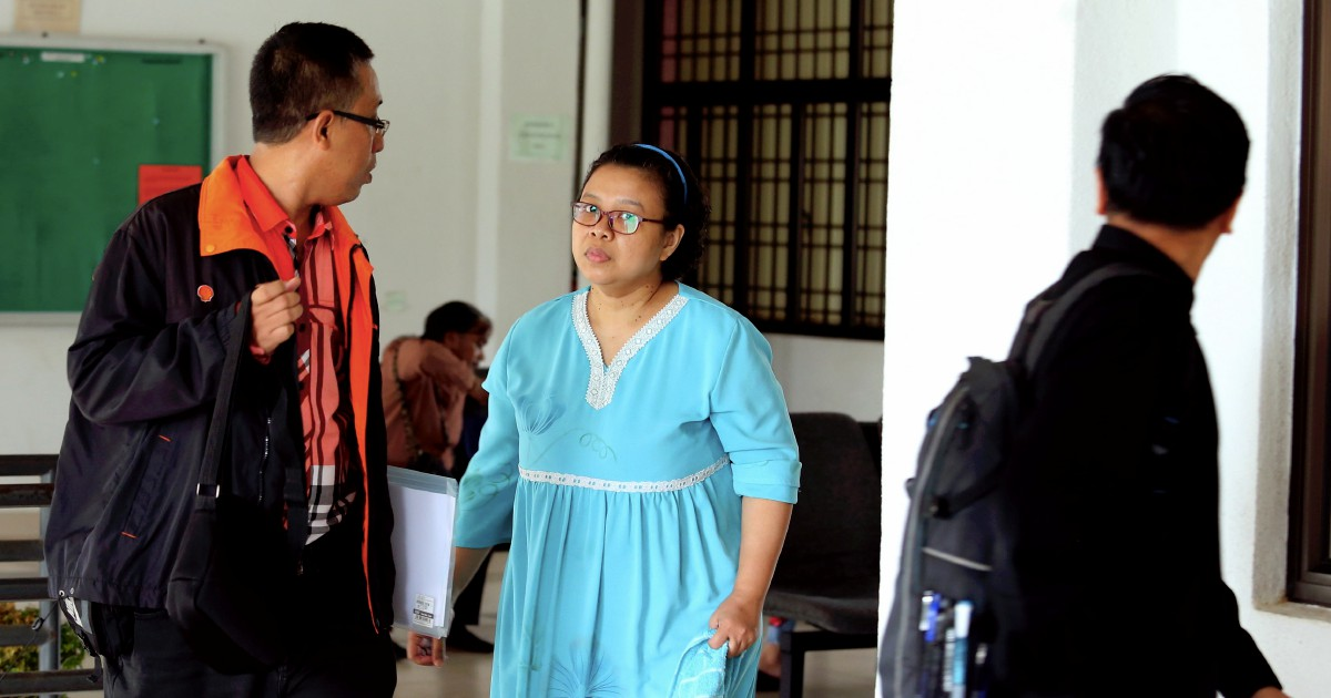 Housewife charged with insulting Islam on social media