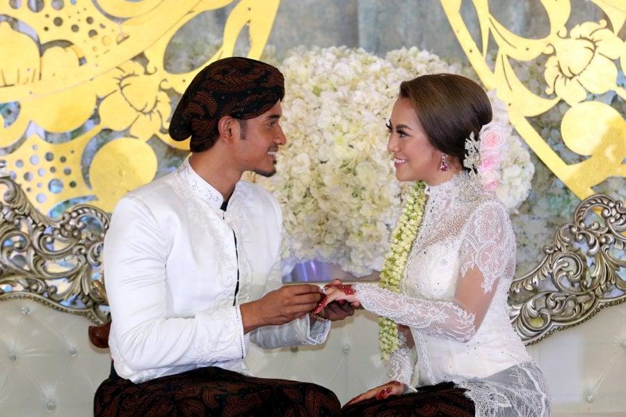 Image result for mawar rashid wedding cake nst
