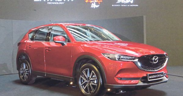 Bermaz's Mazda vehicle sales could test historical high after strong CX5 demand