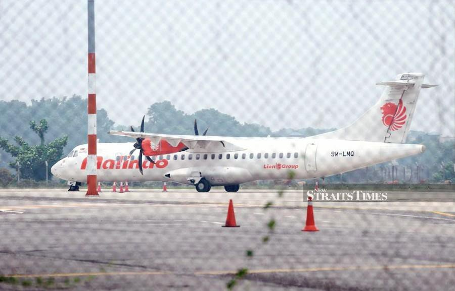 Some 30 million data of Malindo and Thai Lion Air's passengers has been leaked online. - NSTP/File pic