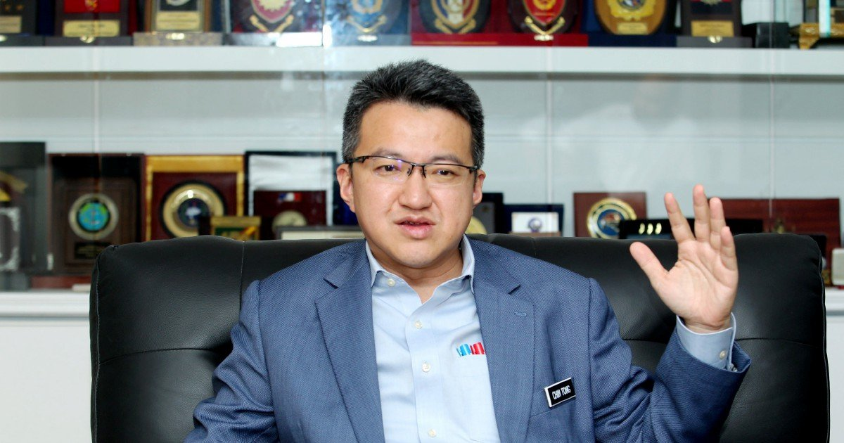 Liew denies commenting on LTTE issue