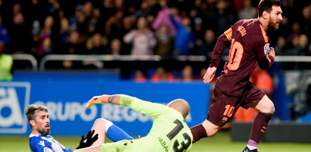 Messi hattrick seals Barca's 25th title in style | New