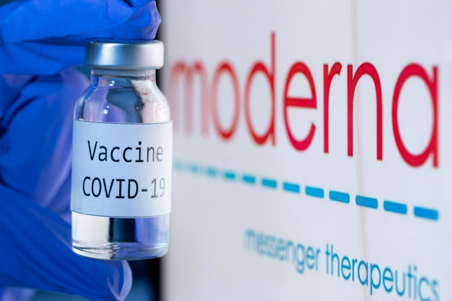 Moderna Vaccine Confers At Least 3 Months Immunity
