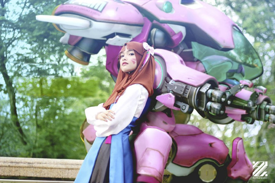 Kawaii Miisa S Stylish Take On Cosplay With Hijab Wows The World