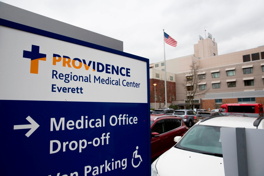 People Monitored as Precaution for Contact With US Coronavirus Victim