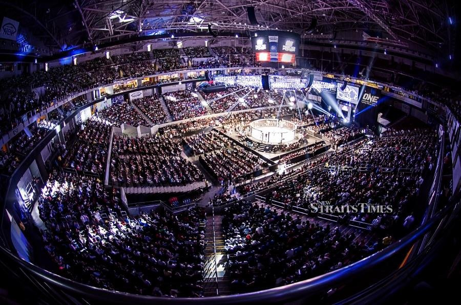 ONE Championship is home of martial arts.