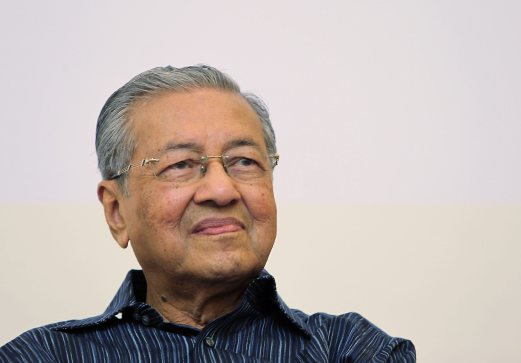 dr tun mahathir mohamad leadership style Sabah and sarawak leadership show support for dr mahathir  their support for prime minister tun dr mahathir mohamad they were at a gathering with dr mahathir at seri perdana which was also.