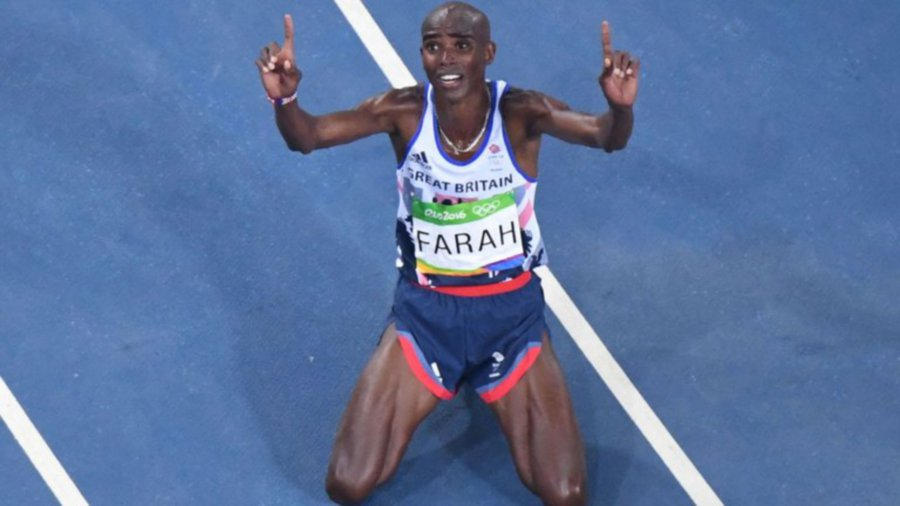 Farah, double Olympic champion at both 5,000 and 10,000 metres, said the race was an ideal preparation for October's Chicago Marathon, with his sights set firmly on running at the Tokyo Olympics next year.
