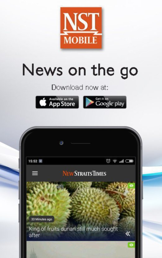 Snappy access to news with NSTP's new mobile apps | New Straits