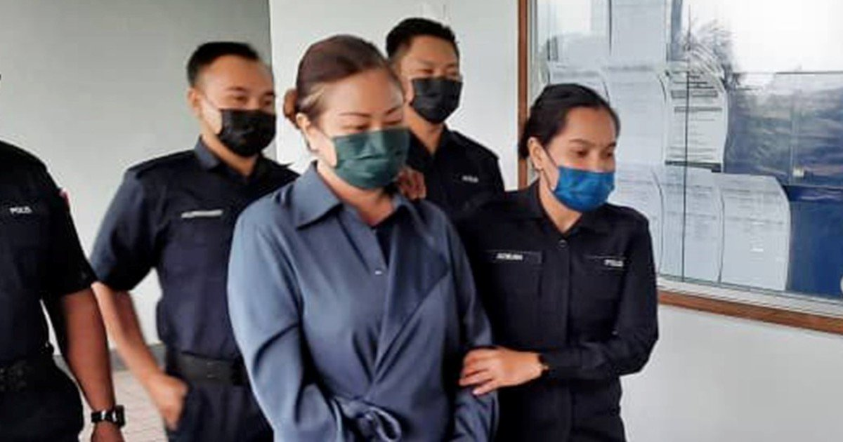 Single mother charged with money laundering involving nearly RM1mil
