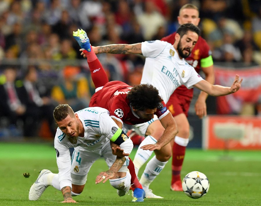 Seven takeaways from the Champions League final