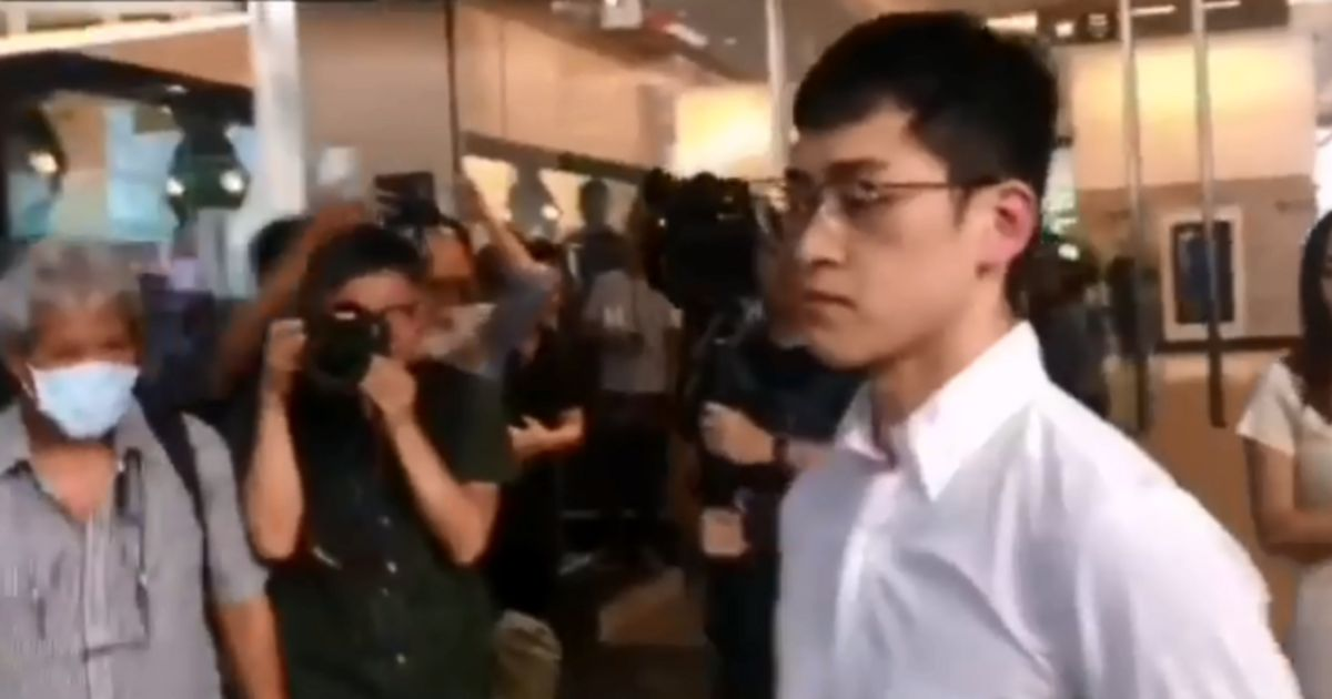 Watch: Mainlander assaulted in Hong Kong for speaking Mandarin; China outraged