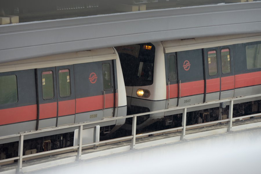 LTA updates: 28 injured in train collision at Joo Koon station today