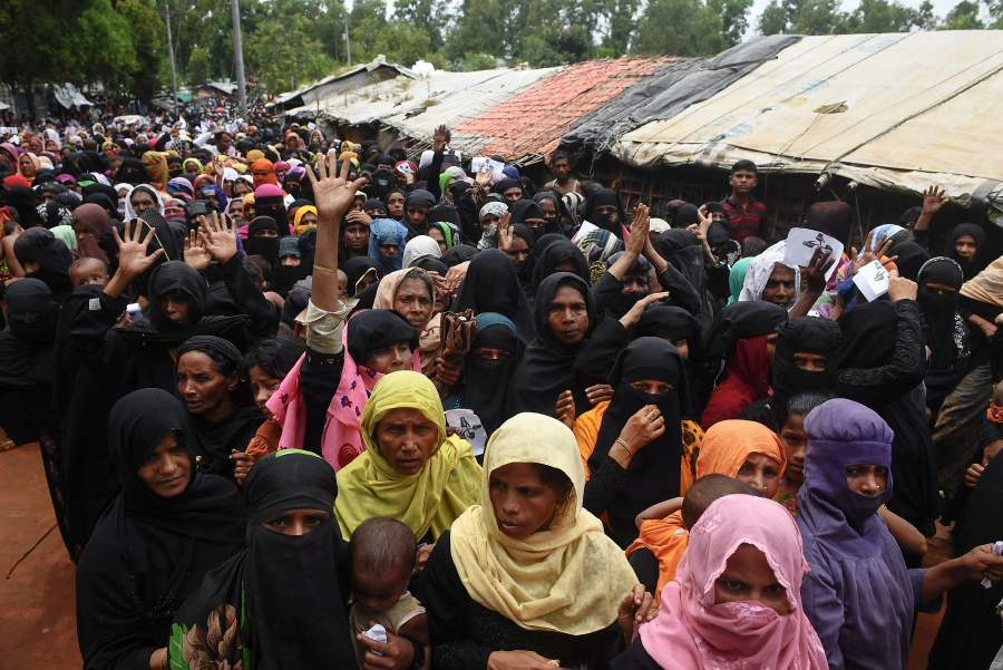 Rohingya demand justice after UN probe calls for genocide
