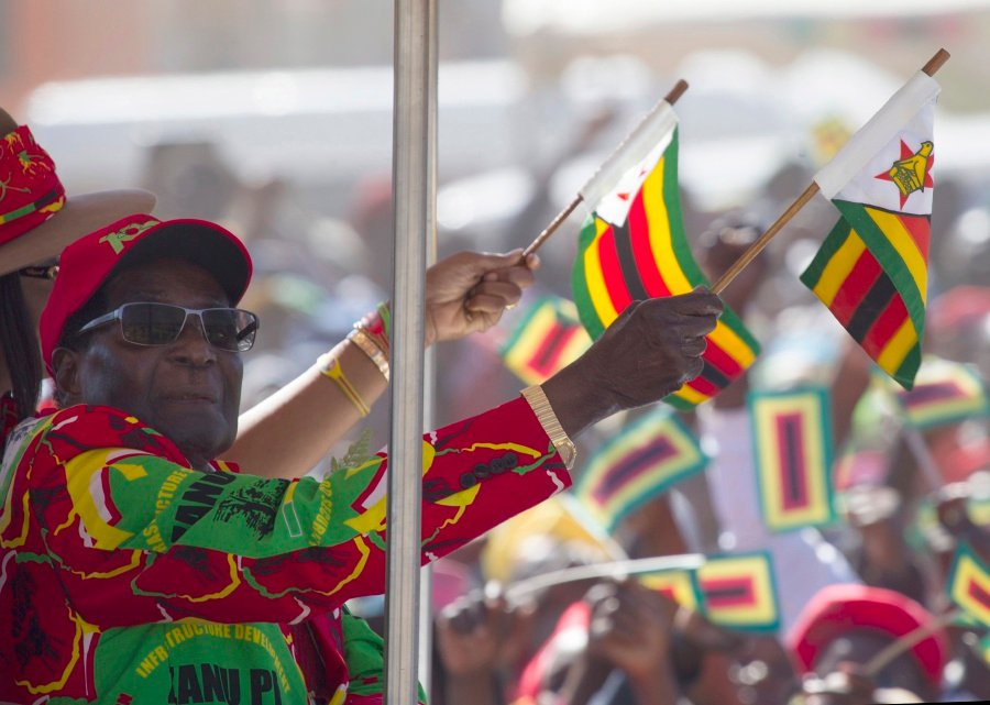 Zimbabwes President Robert Mugabe Lavished His Sister In Law With US60000 On Her Birthday State Owned Media Reported Monday At A Time When The Country