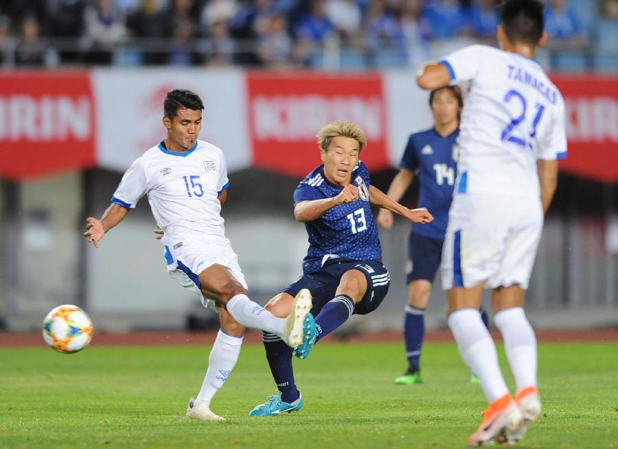 """Résultat de recherche d'images pour """"Japan 2:0  El Salvador"""""""