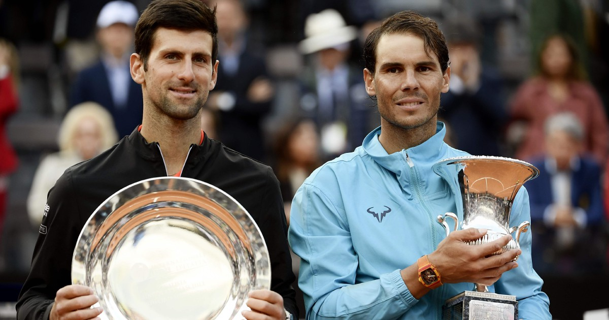 Nadal Downs Djokovic To Win Ninth Rome Title