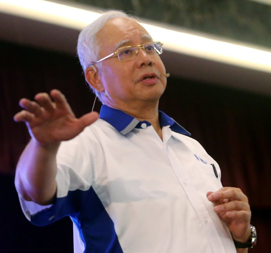 Adapt To Changes In 'Political Environment' To Win Election - Najib To BN Parties During Meeting