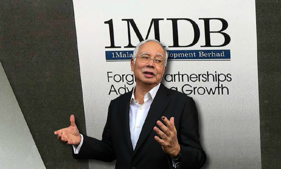 Najib insists not involved in 1MDB scandal: Report   New Straits