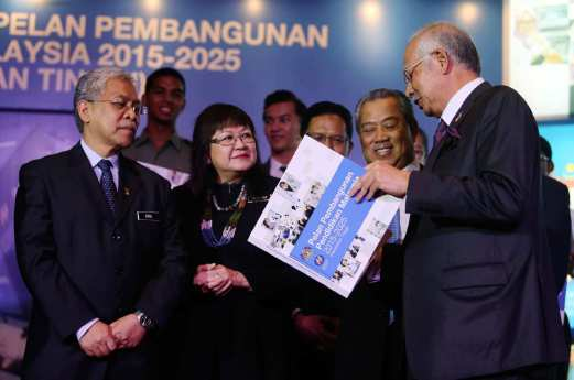 Najib launches malaysia education blueprint higher education new prime minister datuk seri najib razak says the malaysian education blueprint higher education must be able to generate talent in order to be globally malvernweather Images