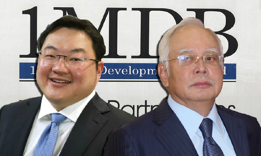 It Is Claimed That Former Prime Minister Datuk Seri Najib Razak Had Hosted A Meeting Attended By Ex Goldman Sachs Chief Lloyd Blankfein And Jho Low In Nov