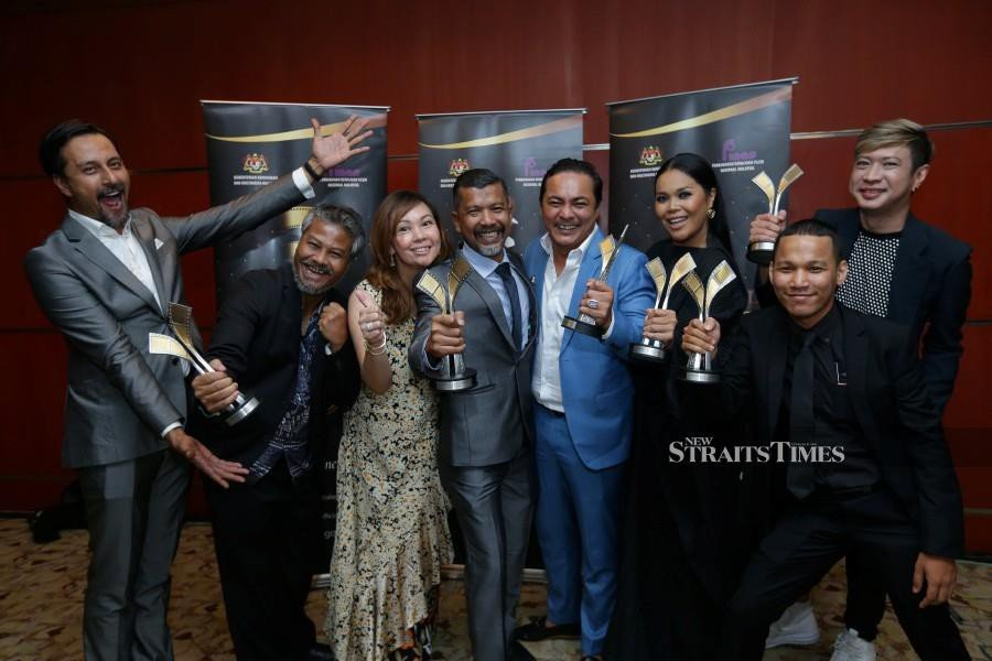 Image result for festival filem malaysia 2019 one two jaga