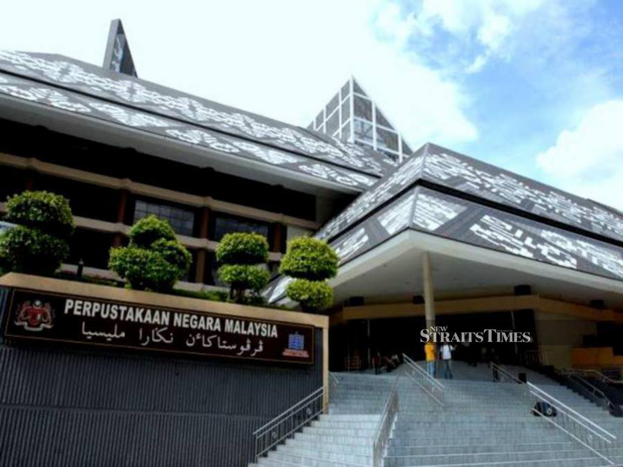 Services at the National Library of Malaysia (PNM), including the Community Library, will be reopened to visitors beginning Tuesday (March 9). - Photo credit Facebook/Perpustakaan Negara Malaysia.
