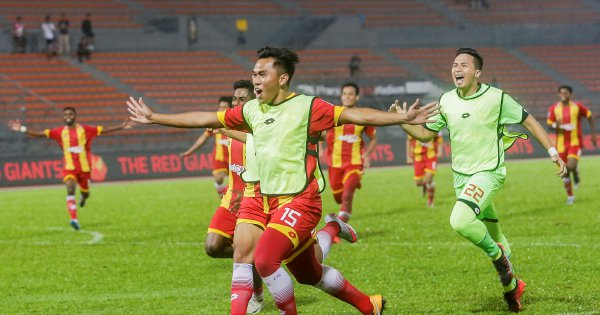 Selangor coach wants team to learn from 'narrow escape'