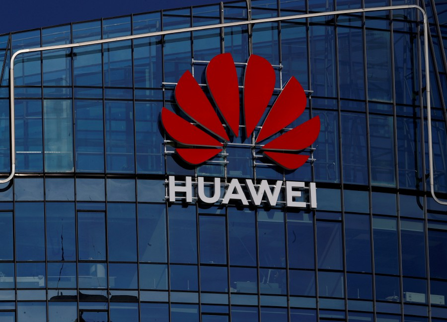 Huawei been steadily gaining on Apple and Samsung with an increasingly high-end line-up of devices. - Reuters