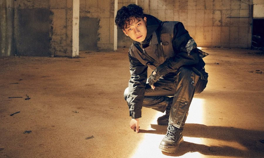 Chen of K-Pop group EXO (Picture from Soompi)