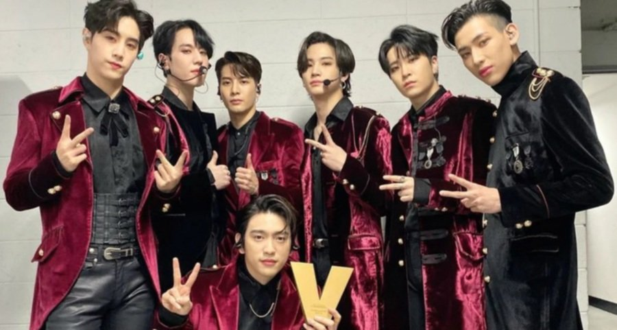 Got7 (Picture from Koreaboo)