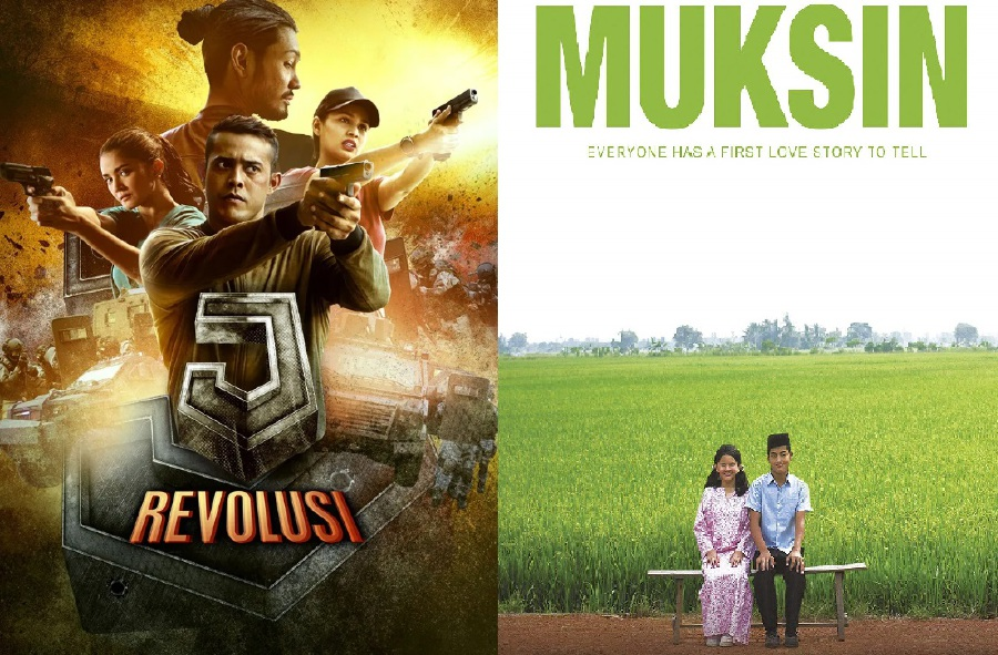 8 popular and award-winning Malaysian movies are now available on Amazon Prime in the US and UK.