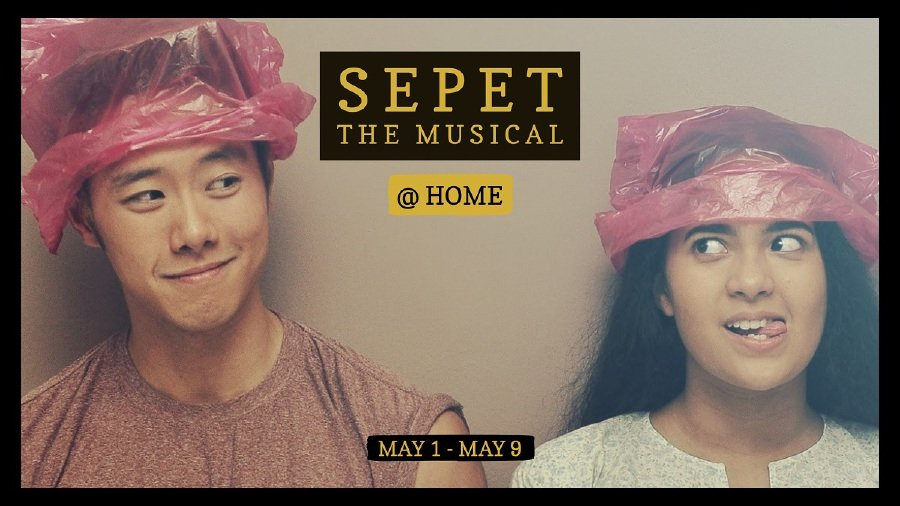Fans of Yasmin Ahmad's film 'Sepet' can watch the musical adaptation of the classic tale for a week online, beginning this Friday. – Pic courtesy of Liver & Lung Productions