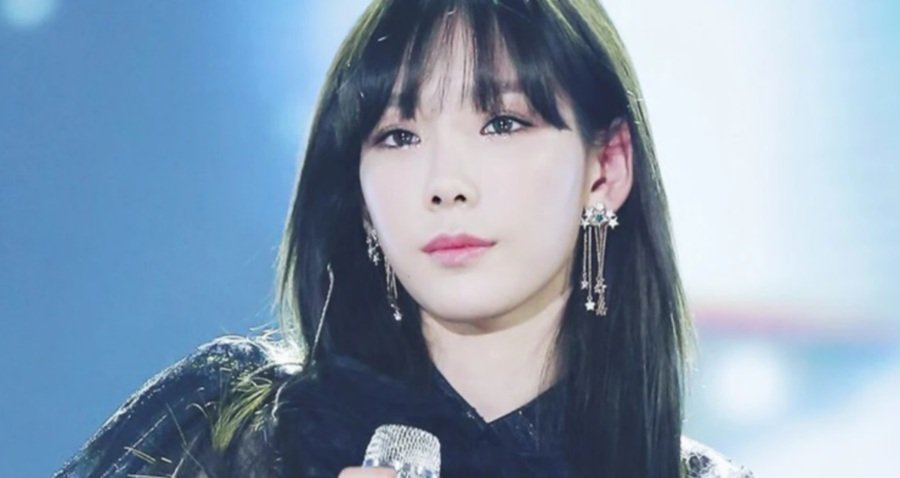 Taeyeon from legendary South Korean K-Pop group Girls' Generation (Picture from Koreaboo)